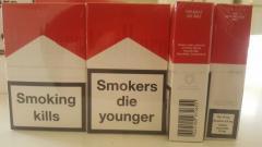Marlboro Red King Size Cigarettes