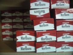 Marlboro Cigarettes Duty Free