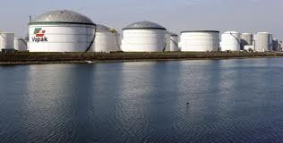 Bestelling Bemiddeling in olieproducten