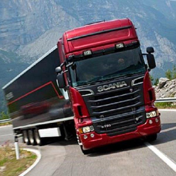 Bestelling Truck transport Eastern Europe