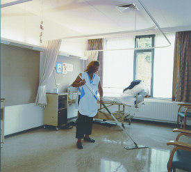 Bestelling Medical cleaning