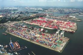Bestelling Container Terminal Operator