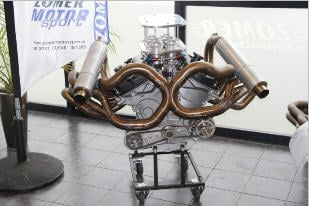 Bestelling Performance Exhaust Systems Development