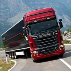 Truck transport Eastern Europe
