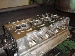 Adjustment of enginemanagement systemen